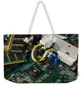 Technology - The Motherboard Weekender Tote Bag
