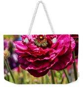 Tecolote Ranunculus Flowers By Diana Sainz Weekender Tote Bag