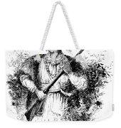 Tecumseh, Shawnee Indian Leader Weekender Tote Bag