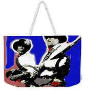 Ted Degrazia On Quest For The Lost Dutchman's Mine Superstition Mountains 1962-2013 Weekender Tote Bag