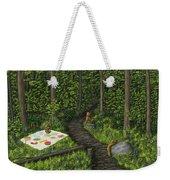 Teddy Bears' Picnic Weekender Tote Bag
