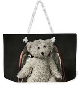 Teddy In Pumps Weekender Tote Bag