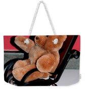 Teddy's Chair - Toy - Children Weekender Tote Bag