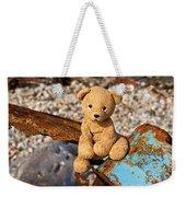 Ted's On The Rust Pile Weekender Tote Bag