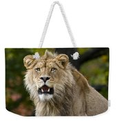Teenage King Of The Beast Weekender Tote Bag