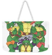 Teenage Mutant Ninja Turtles  Weekender Tote Bag