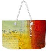 Teeny Tiny Art 117 Weekender Tote Bag