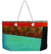 Teeny Tiny Art 122 Weekender Tote Bag