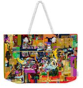 Tefilla Without Cavona 2c Weekender Tote Bag