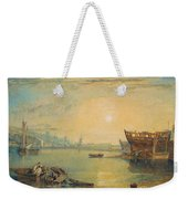 Teignmouth - Devonshire Weekender Tote Bag