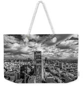 Tel Aviv High And Above Weekender Tote Bag