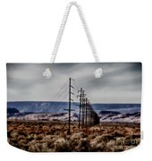 Telegraph Road Weekender Tote Bag