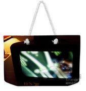 Television And Light  Weekender Tote Bag