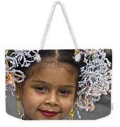 Tembleque Headdress Weekender Tote Bag