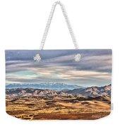 Temecula Landscape Weekender Tote Bag