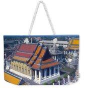 Temple Of Dawn Weekender Tote Bag