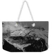 Tempest On Teapot Mountain Weekender Tote Bag