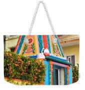 Colorful Temple - Rishikesh India Weekender Tote Bag
