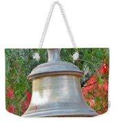 Beautiful Temple Bell At Vishwanath - Himalayas India Weekender Tote Bag