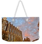 Temple High Weekender Tote Bag