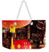 Temple Lanterns 02 Weekender Tote Bag