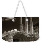 Temple Of Castor And Polux Weekender Tote Bag