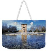 Temple Of Debod Weekender Tote Bag