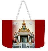 Temple Of Dramatic Art Weekender Tote Bag