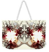 Temple Of Light Weekender Tote Bag by Anastasiya Malakhova