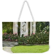 Temple Of Love Statue At The Rose Garden Of The Huntington. Weekender Tote Bag