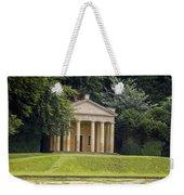 Temple Of Piety Weekender Tote Bag