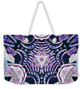 Temple Of Simha Weekender Tote Bag by Derek Gedney