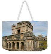 Temple Of The Frescoes Weekender Tote Bag