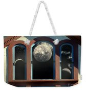 Temple Of The Goddess Weekender Tote Bag