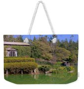 Temple On The Lake Weekender Tote Bag