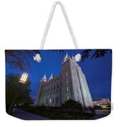 Temple Perspective Weekender Tote Bag