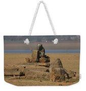Temple Ruins Weekender Tote Bag
