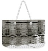 Temple Serenity Weekender Tote Bag