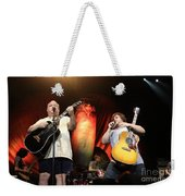 Tenacious D - Kyle Gas And Jack Black Weekender Tote Bag