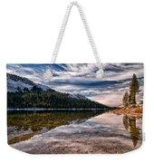Tenaya Lake Reflections Weekender Tote Bag