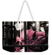 Tended To The Bar Weekender Tote Bag
