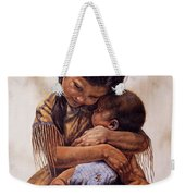 Tender Love Weekender Tote Bag