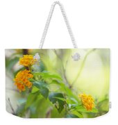 Tenderness Of Morning Weekender Tote Bag