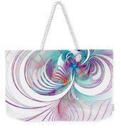 Tendrils 02 Weekender Tote Bag by Amanda Moore