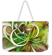 Tendrils 15 Weekender Tote Bag by Amanda Moore