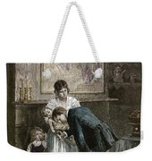 Tenement: Doctor, 1889 Weekender Tote Bag