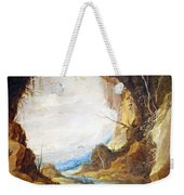 Teniers' Vista From A Grotto Weekender Tote Bag