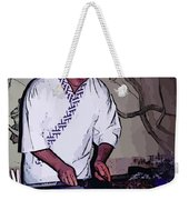 Teppanyaki Cooking  Weekender Tote Bag