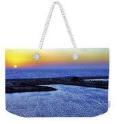 Tequila Sunrise Weekender Tote Bag by Jason Politte
