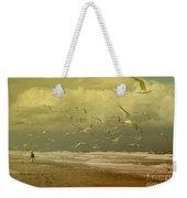 Terns In The Clouds Weekender Tote Bag